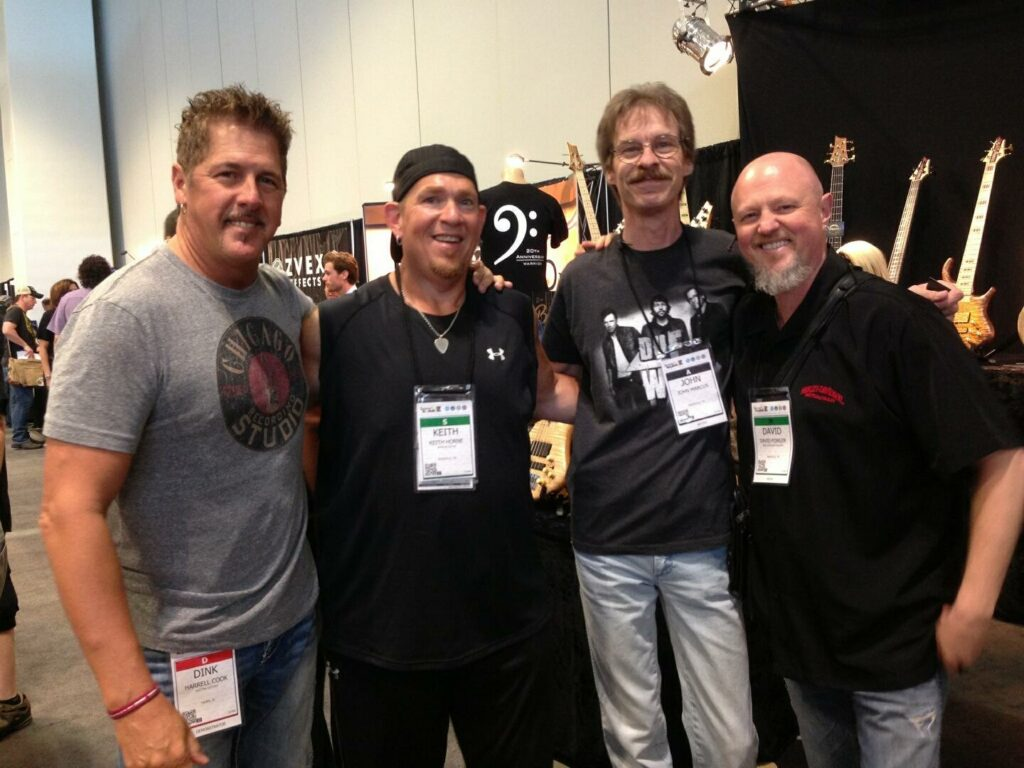Bass Brothers - Keith Horne, John Marcus, Dave Fowler